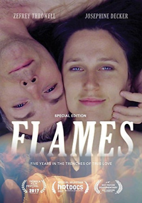 Flames - Special Edition DVD NEW