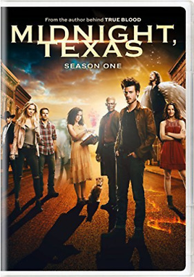 Midnight Texas: Season One ...-Midnight Texas: Season One (3Pc) / (3Pk) Dvd New