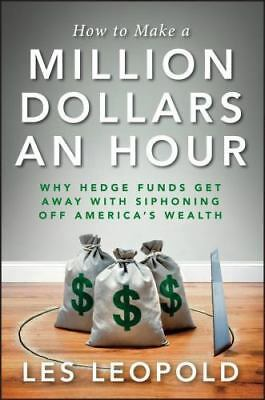 How to Make a Million Dollars an Hour by Leopold BRAND NEW HC free ship