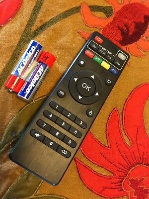 STREAMSMART ANDROID SMART Tv Box Remote Only Streaming TV