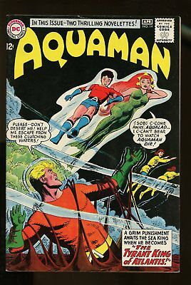 AQUAMAN #14 VERY FINE 8.0 1964 DC COMICS #stp-397