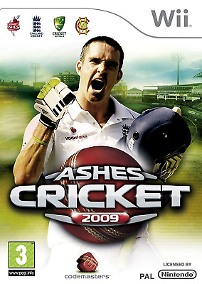 Ashes Cricket 2009 [Wii] - COMPLETE = 4 Player game England v Australia