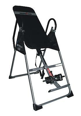 Ironman 5201 Gravity 1000 Inversion Table Health Fitness Heavy Duty Back Relief