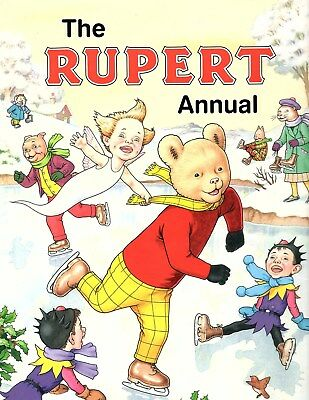 The Rupert Annual 2005 (Daily Express) Near Mint Condition