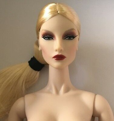 "Nude Passion Week Elyse 12"" Fashion Royalty 2017 Limited Edition Doll! New"