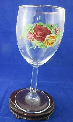 Royal Albert OLD COUNTRY ROSES All Purpose Goblet Water Wine Glass