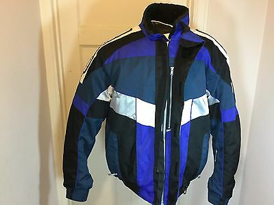 Coldwave Jacket Snowmobile Snowboard Ski Men's Medium Yamaha
