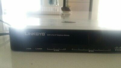 Linksys Spa8000 voip