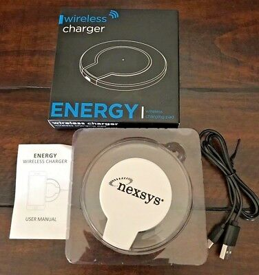 Energy Wireless Charging Pad