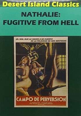 Nathalie: Fugitive From Hell DVD NEW