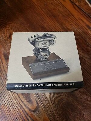 Vintage Harley-Davidson Limited Edition Shovelhead Engine Replica 98210-95V 1730