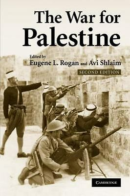 The War for Palestine: Rewriting the History of 1948, 2nd Edition (Cambridge Mi