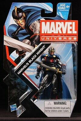 "2014 Hasbro Marvel Universe Series 5 Marvel's Black Knight 029 3 3/4"" Figure Moc"