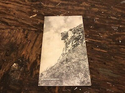 Vintage 1923 New Hampshire Booklet Old Man Of The Mountain C.H. Greenleaf