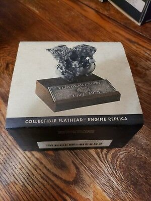 Vintage Harley-Davidson Limited Edition Replica Flathead Engine 99903-97V