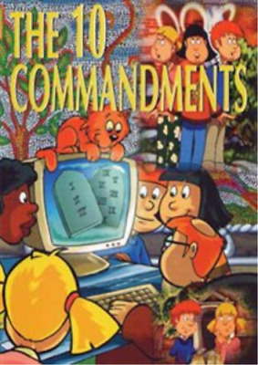 Ten Commandments DVD NEW