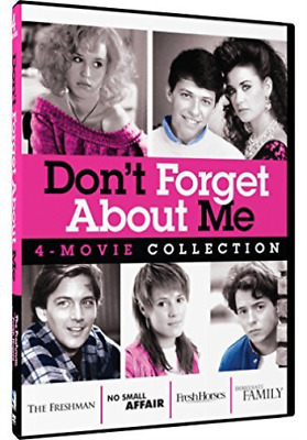 Don`t Forget About Me: No S...-Don`t Forget About Me: No Small Affair /  Dvd New