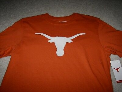 University Of Texas Long Horns Men's T-Shirt Large NWT