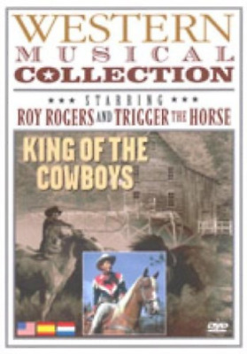 Rogers Roy And Trigger The ...-King Of The Cowboys DVD NEW