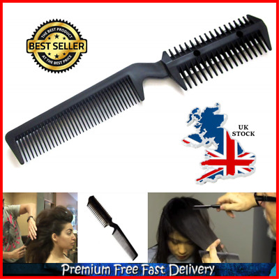 Hair Clippers 2 In 1 Professional Razor Comb DIY Hair Extension Thinning Styling