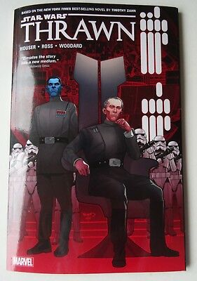 STAR WARS THRAWN COLLECTED EDITION #1 to 6 (2018) MARVEL COMICS