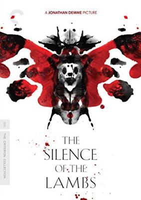 Criterion Collection: Silen...-Criterion Collection: Silence Of The Lamb Dvd New