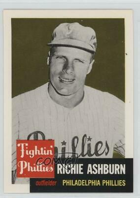1991 Topps Archives The Ultimate 1953 Set #311 Richie Ashburn Baseball Card