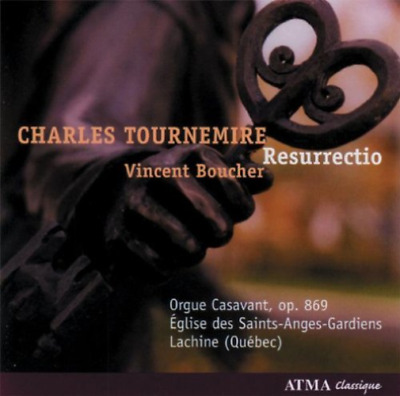 Complete Works for Organ Vol. 1 (Boucher) CD NEW