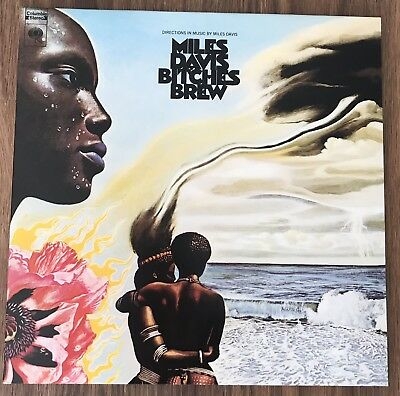 Bitches Brew von Miles Davis (2015)