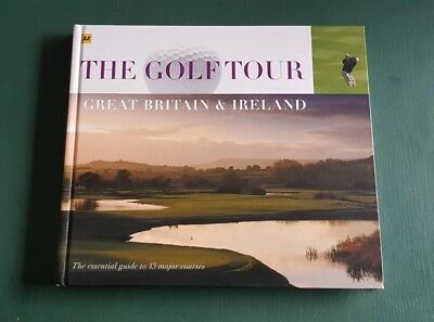 AA The Golf Tour of Great Britain and Ireland by various