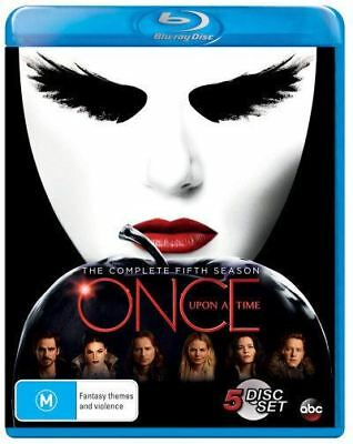 Once Upon A Time Season 5 Bluray Region Free ABC New