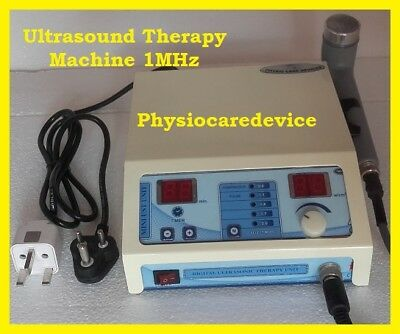 Personal Physiotherapy Equipment Ultrasound Therapy Machine 1MHz Dhamaka DiWALi