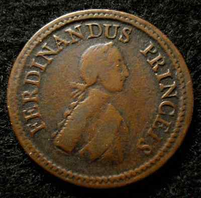 1759 Seven Years War Medal (aka French Indian War)