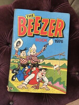 The Beezer Annual 1976