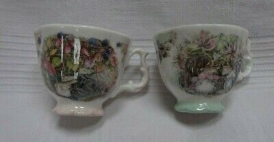Brambly Hedge Royal Doulton Miniature Autumn Cup