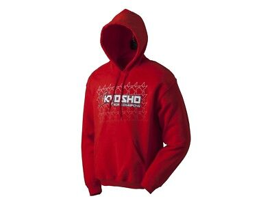Kyosho Hoodie K-Fade 2.0 Rot 2016 Kyosho - S 88004S