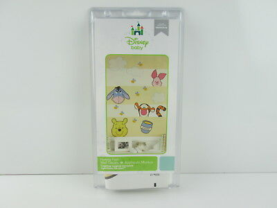 Winnie the Pooh: Peeking Pooh Removable Wall Decals by Disney Baby