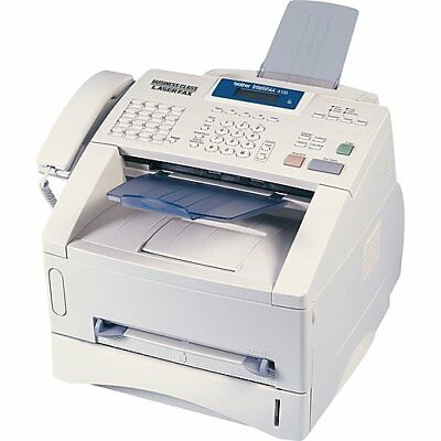 NEW Brother IntelliFax 4100e Business Laser Fax Copy Printer 600 x 600 DPI $300