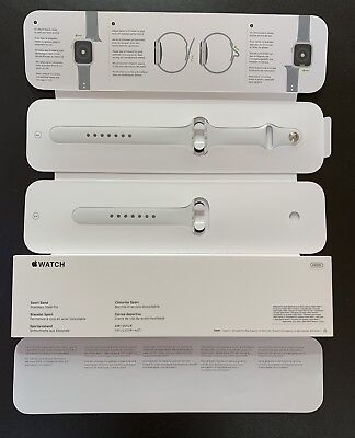 Apple Watch Sport Band 44MM White