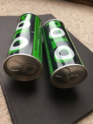 2 x Cans of UNOPENED POLO MINT HOLES
