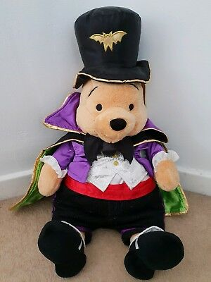 Limited Edition Halloween Winnie The Pooh