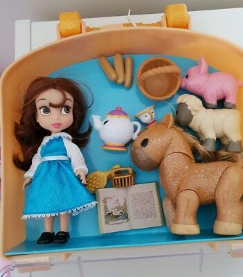 Disney Animations Collection Belle