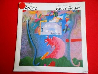 Cars - You Are The Girl