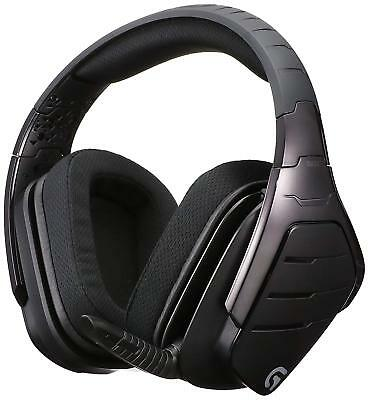 LOGITECH HEADSET G933RWH Gaming PC PS4 Wireless RGB Surround