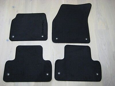 Brand new Range Rover Evoque car mats x 4 black