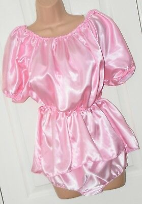 FI 106 - Baby French Maids sissy top  & knickers set, BN, CD/TV dressing up