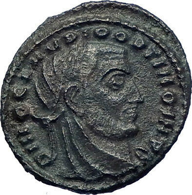 Claudius II 317AD Deification under Constantine I Ancient Roman Coin  i73190