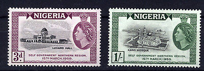 Nigeria 1959 Self-Government Northern Region  Mnh