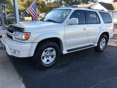 2002 Toyota 4Runner Limited 2002 4Runner Limited very well care for with less than 88K miles 2WD RWD