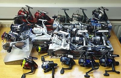 20 Fishing Reels All New Job lot Wholesale Fishing For Market Traders Re sell